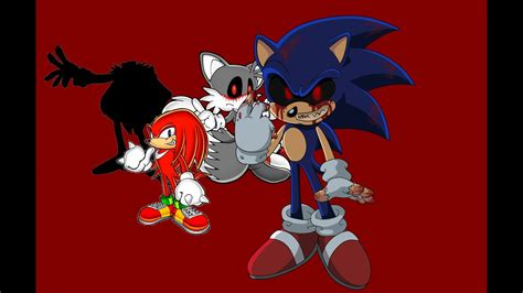 sonic exe part 2 knuckles is not stayed alive