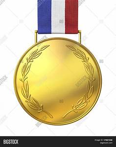 Blank gold medal of honor Stock Photo & Stock Images ...