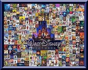 My Disney/Pixar collages - Disney Wallpaper (22483337 ...