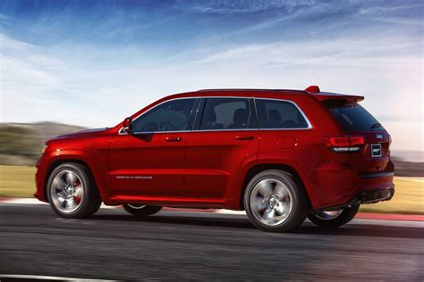 jeep grand cherokee srt autotribute