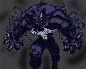 Ultimate Venom by Furiousangels on DeviantArt