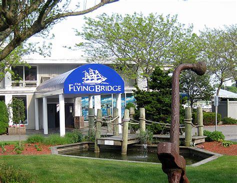 The Flying Bridge Restaurant  Palmer House Inn Falmouth, Ma