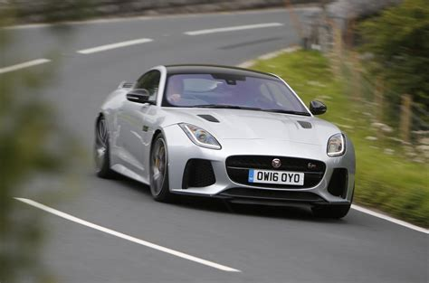 jaguar  type svr uk review autocar