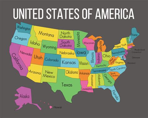 map   united states instant  map usa map
