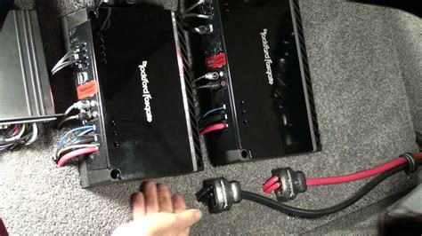 Boat Stereo No Power by Titan Alpha Ii Speaker Installation Part 2 Wiring The