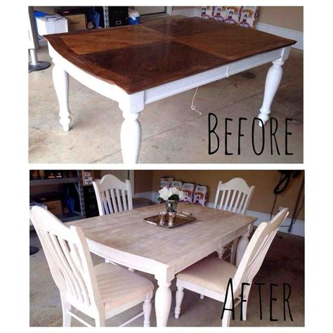 painted kitchen table ideas painted kitchen table and chairs farmhouse collection