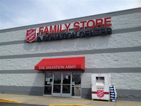 phone number for salvation army up the salvation army thrift stores 5117 portage rd