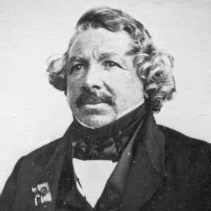 Louis-Jacques-Mandé Daguerre - Painter, Physicist ...