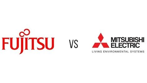 Fujitsu Vs Mitsubishi by Fujitsu Vs Mitsubishi Electric Air Conditioning Which Is