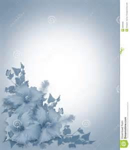 wedding scrap book fondo azul de la invitación de la boda hibisco imagen