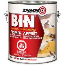 zinsser bin primer sealer   canadian tire