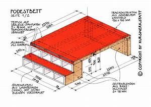 Podest Bauen Anleitung : ausentreppe mit podest holz selber bauen ~ Lizthompson.info Haus und Dekorationen
