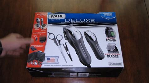 Wahl Deluxe Premium Haircutting Touch Up Kit From Costco