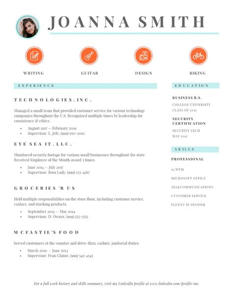 Make A Resume Now by How To Make A Resume Employers Will Notice Lucidpress