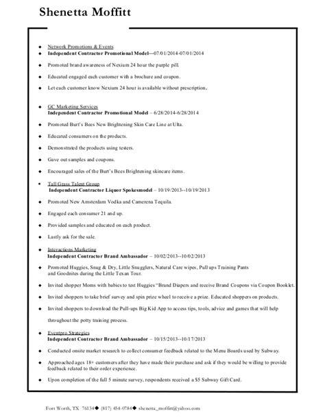 model resume sle 28 images windows system
