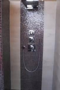 mosaikfliesen in der dusche badezimmer fliesen