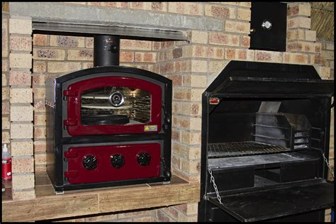 built in electric fireplace fornetto wood fired oven