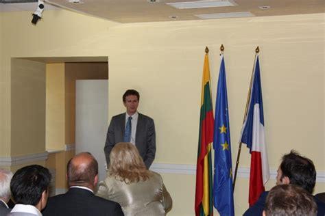 chambre de commerce franco la chambre de commerce franco lituanienne organise une