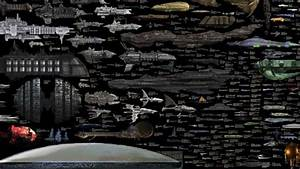 Incredible Poster of Every Sci-Fi Starship | ShortList ...