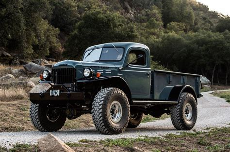 Legacy Power Wagon 2dr Conversion