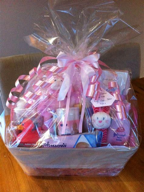 baby girl hamper baby shower gift lots  newborn