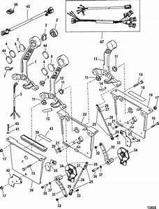 Mercury Marine Remote Controls  U0026 Components Zero Effort