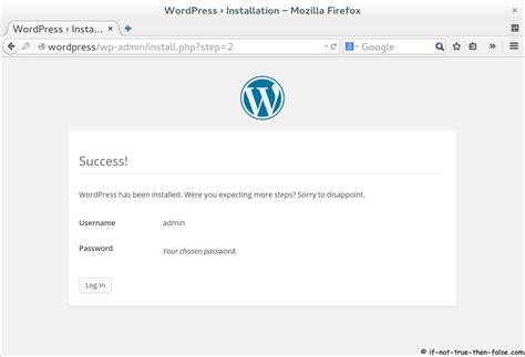 Install Wordpress 4.1.1 On Fedora 21/20, Centos/rhel 7/6.6