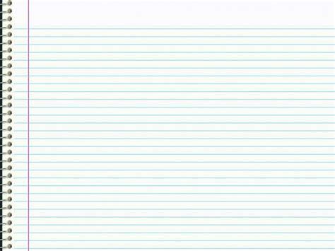 textures notebook paper design powerpoint templates