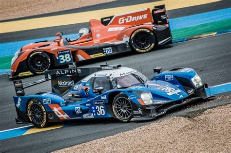 heure du ftour 2016 24 heures du mans 2016 journ 233 e test alpine bien plac 233 en lmp2 automotiv press