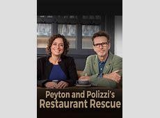 Peyton and Polizzi's Restaurant Rescue TVmaze