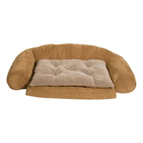 cabela s orthopedic comfort couch dog bed cabela s canada