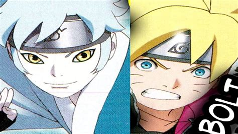 Mitsuki New Shinobi Generation