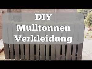 Mülltonnenverkleidung Aus Paletten : diy m lltonnenverkleidung aus paletten youtube ~ A.2002-acura-tl-radio.info Haus und Dekorationen