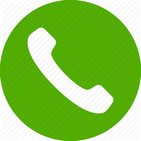 call color accept call circle contact green phone talk icon