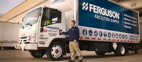 ferguson plumbing supplies facilities maintenance supply mro janitorial products