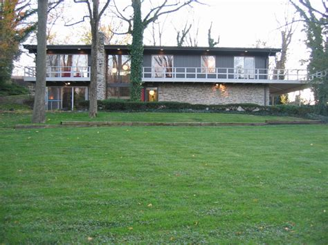 mid century modern home  sale  indianapolis indiana