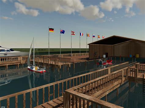 fs  yachthafen  farming simulator  mod fs  mod ls