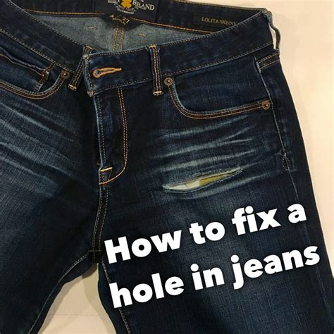 how to cover a hole in pants how to fix a hole in jeans cover noelle o designs