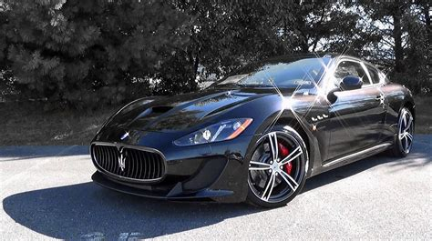 maserati grancabrio 2015 2016 maserati granturismo mc review youtube