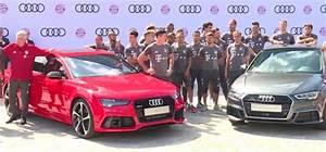 Bayern Automobiles : fc bayern munich team get new 2017 audi cars including rs models video dpccars ~ Gottalentnigeria.com Avis de Voitures