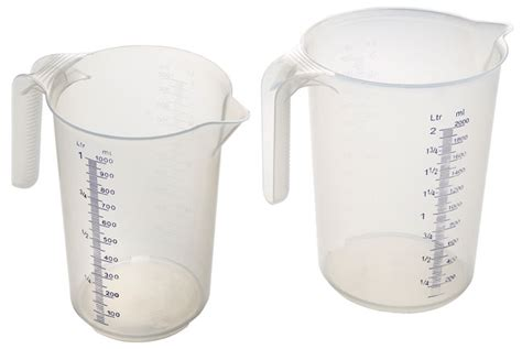 graduated pitcher matfer usa kitchen utensils