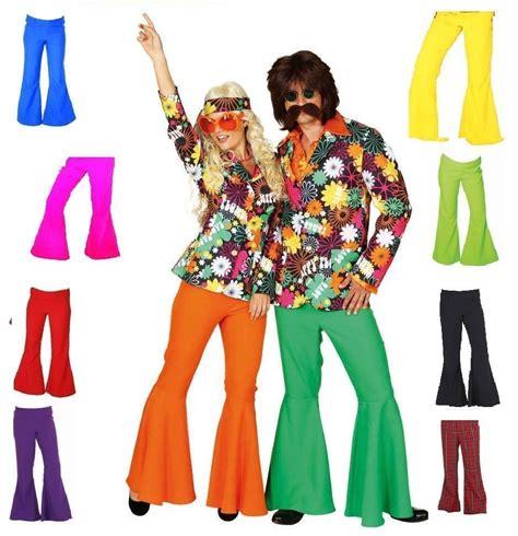 70er jahre mode herren 70er 80er jahre schlaghose damen herren hose kost 252 m flowerpower hippie hippy ebay candygirl
