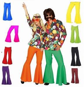 80er Mode Herren : 70er 80er jahre schlaghose damen herren hose kost m flowerpower hippie hippy ebay candygirl ~ Frokenaadalensverden.com Haus und Dekorationen