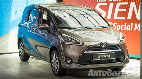 Toyota Sienta Photo by Toyota Sienta 1 5g 1 5v Launched In Malaysia Priced At