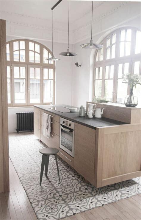 Küchenboden Fliesen Ideen