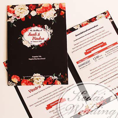 undangan pernikahan murah meriah