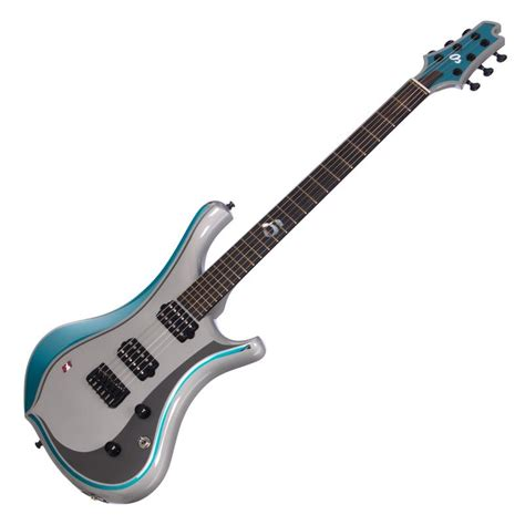 o3 Guitars Hydrogen AMG Mercedes F1 Limited Edition - Hand Made by Ale | Make'n Music