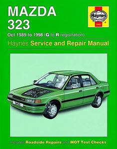 Haynes Manual Mazda 323  Oct 1989