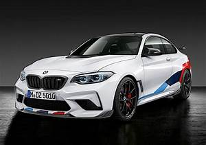 New Bmw M2 Competition Gets M Performance Parts
