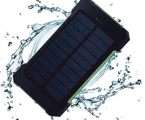 powerbank mit solar solar powerbank 10000mah wasserfest revendo ch